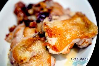 Teriyaki Chicken (Surf cook)