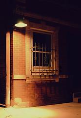 Bars on Window