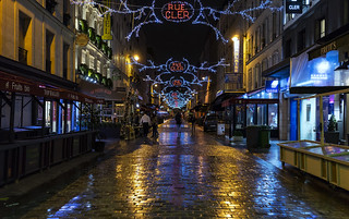 The Colourful Rue Cler