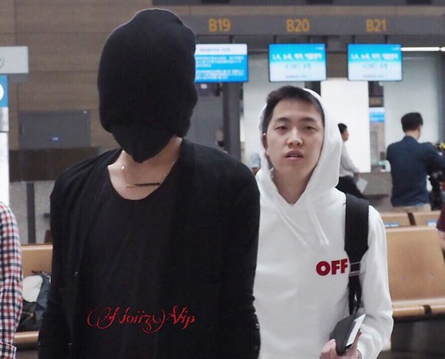 Big Bang - Incheon Airport - 29may2015 - G-Dragon - NoiizVip - 02