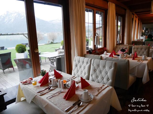 奧地利住宿Hotel Seevilla Wolfgangsee (31)