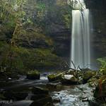 coelbren   Henrhyd Falls