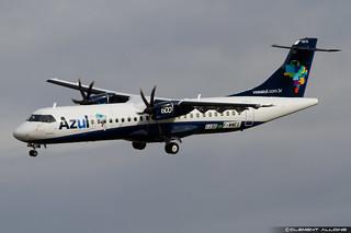 AZUL Linhas Aéreas Brasileiras ATR 72-600 (72-212A) cn 1190 F-WWEG // PR-AQT