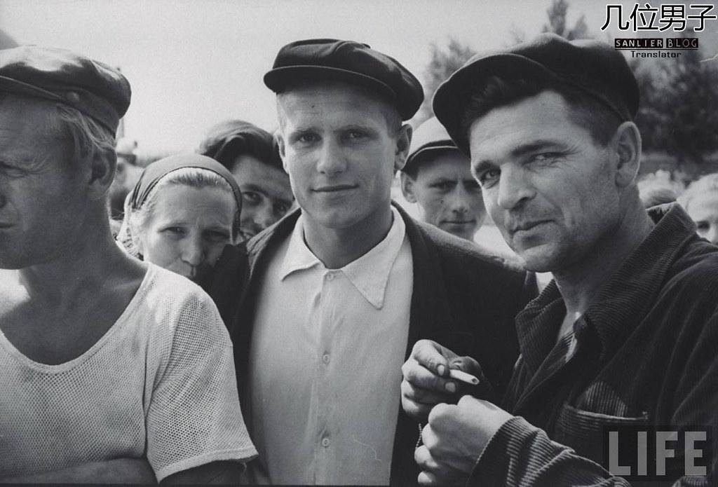 1958-1960年苏联(杰瑞·库克 摄)45