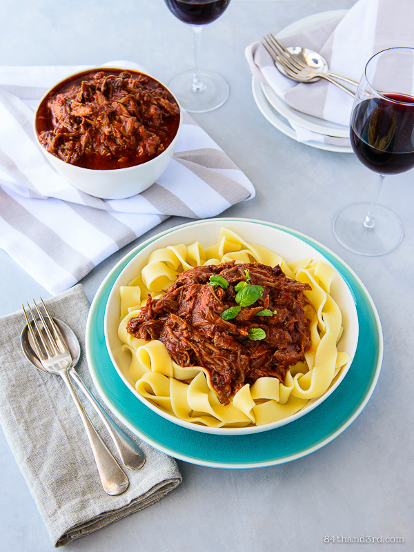 Turkey Ragu