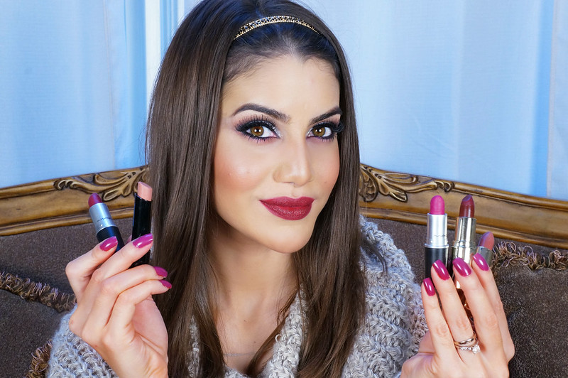 5 fall lipsticks