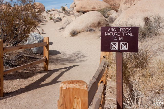 Arch Rock Trailhead