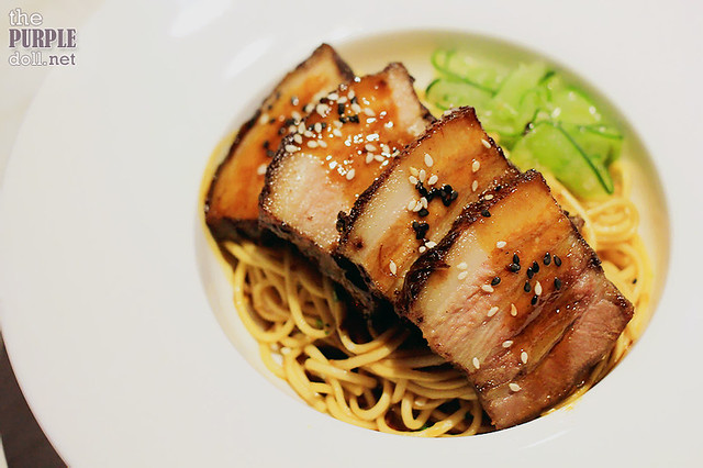 5-Spiced Roast Pork Belly (P250)