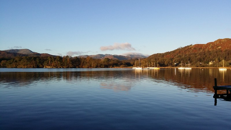 Morning on Windermere