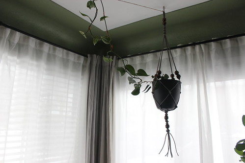 2014.12_paracord macrame plant holder