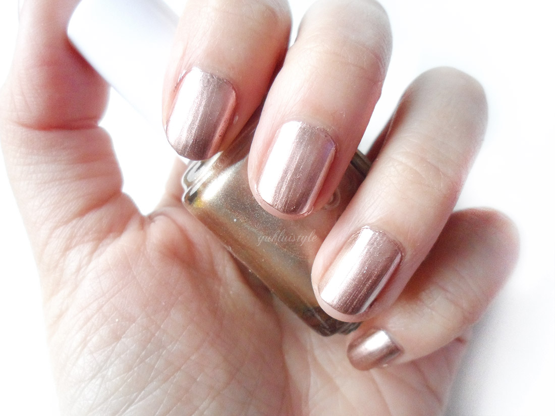 Rose Gold Nail Polish? - nicolyl