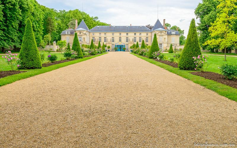 Château de Malmaison and gardens