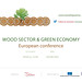 2014/12 Conférence finale Wood2Good – Bruxelles