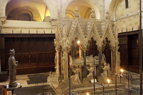 Memorial to Bishop Samuel Wilberforce