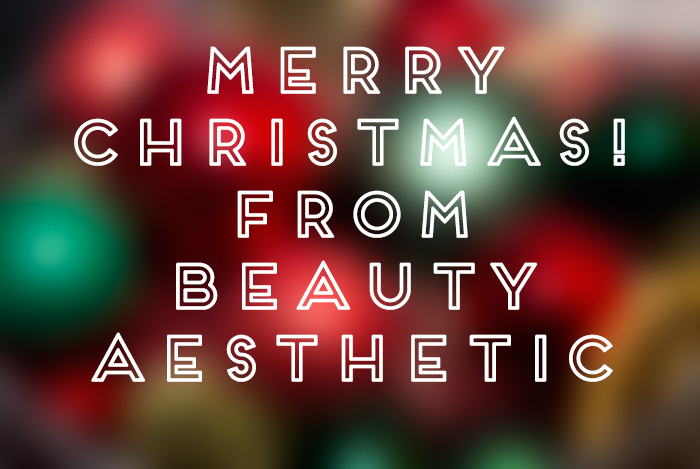 Beauty Aesthetic Christmas