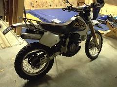 1999 Suzuki DR350SE