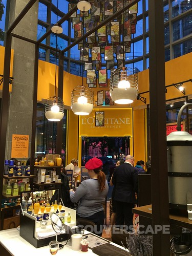 L'Occitane Robson Store opening-1