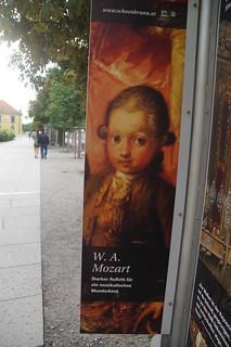 191 Fragment schilderij mozart