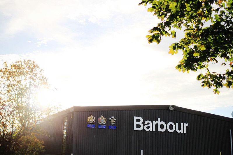 barbour factory shop newcastle