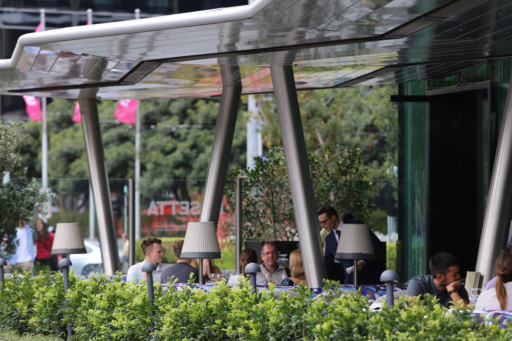 SOUTHBANK DINING MELBOURNE ©