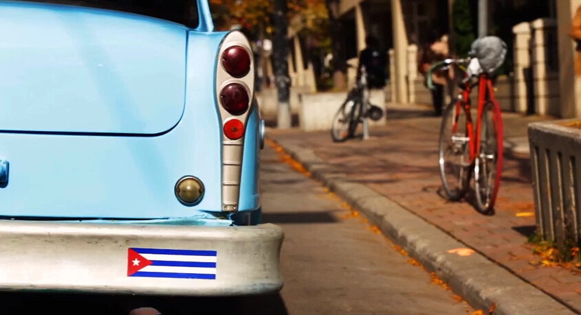 El Taxi Loco