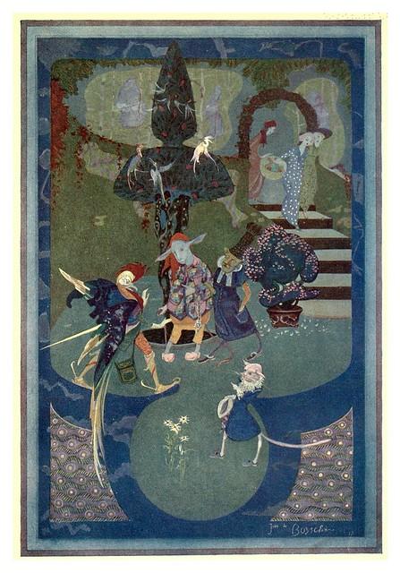 005-Folk tales of Flanders (1918)- Jean de Boschère