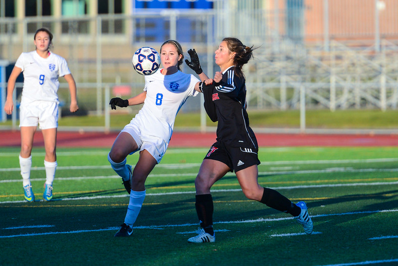 Glastonbury vs. Fairfield Warde - Girls Soccer