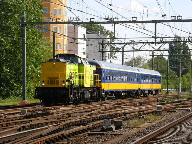 D-loc RRF 16(Alkmaar 16-5-2009)