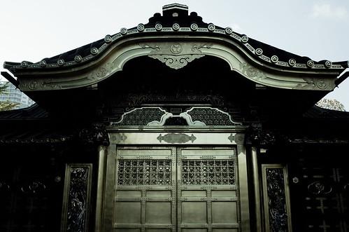 Toshogu Ueno renewal