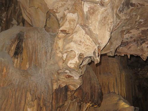 Pirat in den Hato Caves