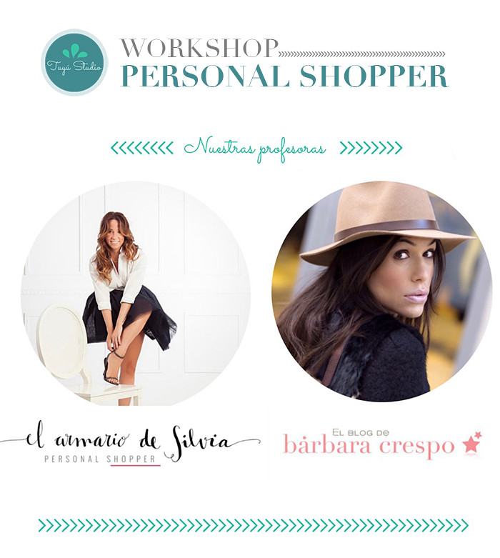 barbara crespo personal shopper workshop intensivo masterclass sorzano la rioja fashion blogger blog de moda