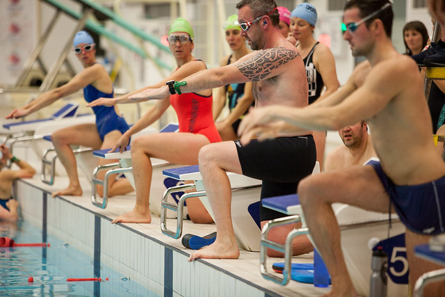 Scottish Swimming Adult Swim Series Edinburgh