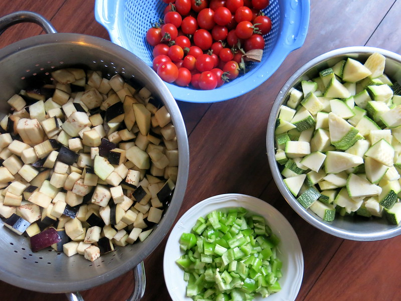 Alice Waters' ratatouille | yours, julie