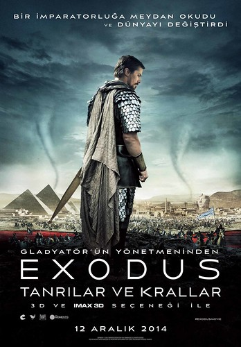 Exodus: Tanrılar ve Krallar - Exodus: Gods and Kings (2014)
