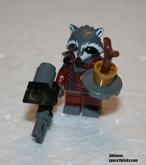 Rocket Raccoon p4