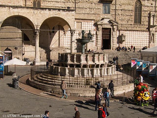Perugia - Fontana Maggiore1