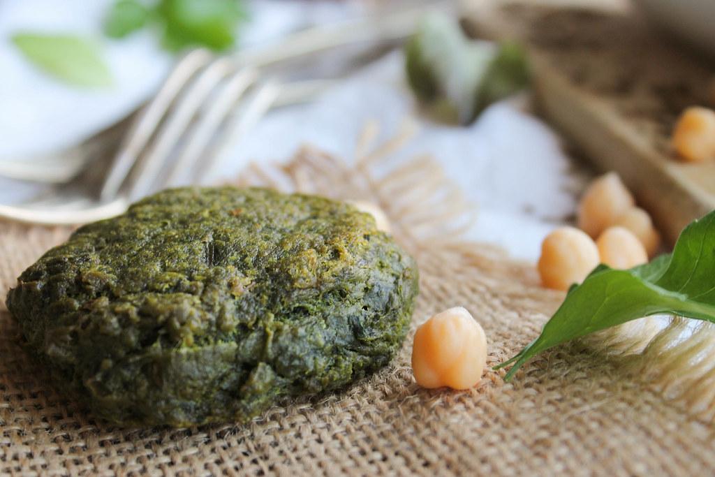 Falafels aux herbes recette