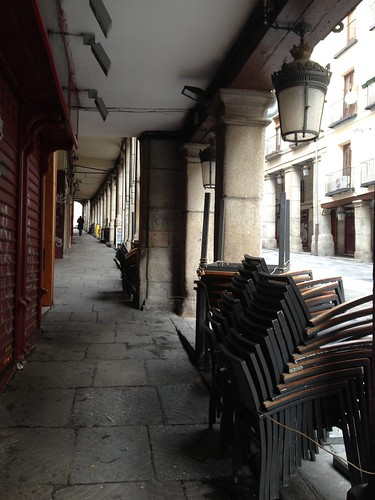 Calle Toledo, Centro. Madrid