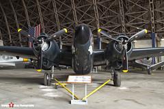 NL83L 37535 Rose's Raiders - 15-1501 - Private - Lockheed Vega PV-2D Harpoon 15 - Tillamook Air Museum - Tillamook, Oregon - 131025 - Steven Gray - IMG_7968