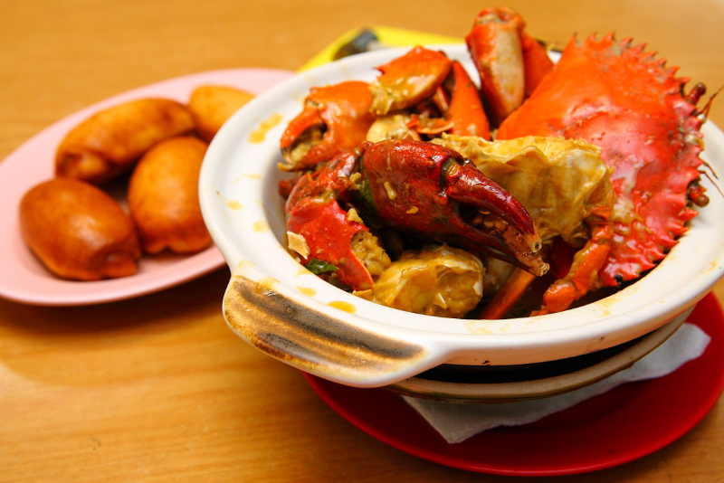 Butter-Crab
