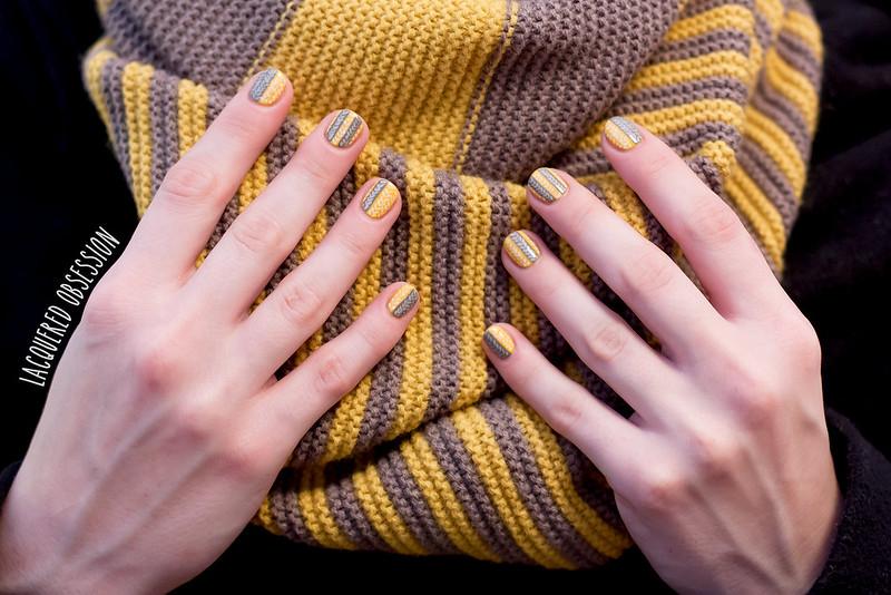 Zimný šál / Winter scarf
