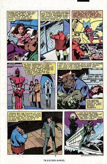 「身世之謎」緋紅女巫與快銀,正史漫畫中的老爸原來是?《復仇者聯盟2:奧創紀元》上映前必讀!新登場的兩位角色你一定要認識! - 上篇