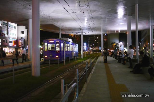 熊本市電熊本駅前