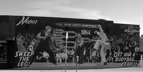 Mural in Sherman Oaks (0801)