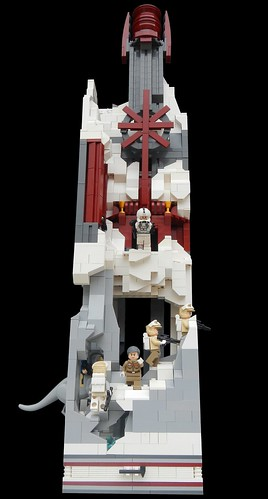War Hammer, by goatman461, on Eurobricks