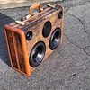 DJ Special Wood Grain Edition on its way to France - #BoomCase #WoodGrain #France