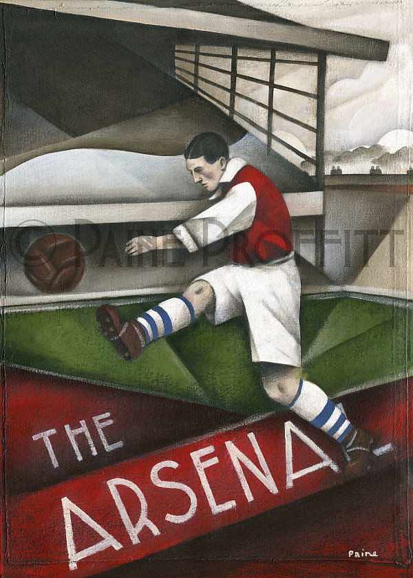 Proffitt - Arsenal Past