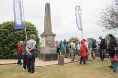 Eureka soldiers memorial at Old Ballarat Cemetery - Eureka160-IMG_9438-3000w-soldiers-memorial