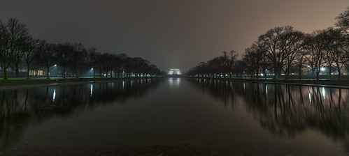 The Reflecting Pool by Geoff Livingston