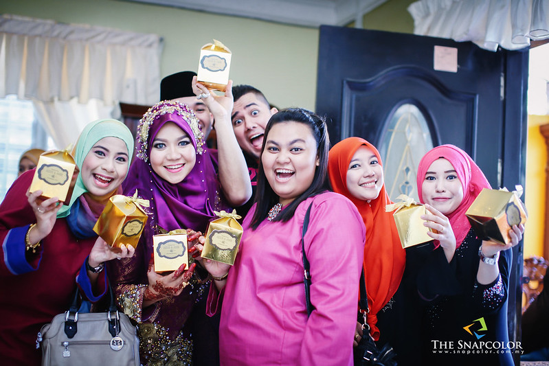 Engagement: Aizan + Amir